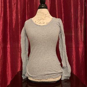 {Express} Striped Tee Shirt